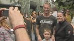 Dominik Hašek křtil orangutana